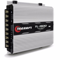Modulo Amplificador Taramps Tl 1500 390w Rms Som Carro Dvd