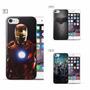 Funda Iphone 7 Plus Dc Y Marvel Solo Puebla
