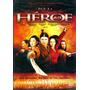 Dvd Heroe ( Hero ) 2002 - Zhang Yimou / Jet Li / Tony Leung