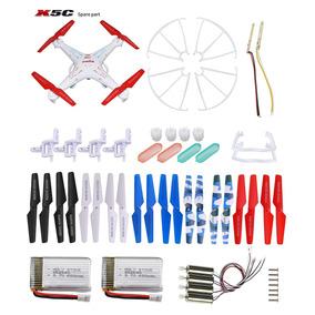 Combo Completo Piezas De Desgaste Drone Syma X5 X5c X5c-1
