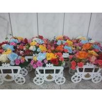 Carruagem Floral Realeza