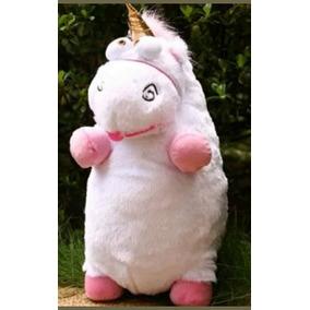 Unicórnio Pelúcia Da Agnes Meu Malvado Favorito Fluffy 40cm