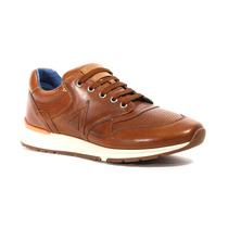 Trender Zapato Casual Color Miel Y Suela Beige
