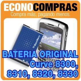 Batería Original Pila Blackberry Cs2 Curve 8520, 8300 Nueva