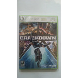 Crack Down- Nuevo