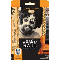 Áudio Livro - O Baú Do Raul- Revirado - Cd Mp3