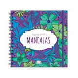 Agenda Mandalas 2017 (violeta) (cartone Anillada) (bolsillo)
