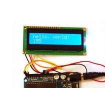 Lcd Serial I2c Para Arduino Pic Avr
