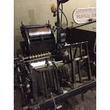 Minerva Heidelberg Oficio, Troqueladora Automática