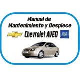 Manual De Taller Servicio Chevrolet Aveo 2002-2010