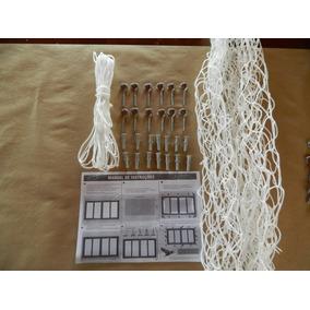 Rede De Proteção Janelas Com Kit - Acima R$120 Frete Gratis