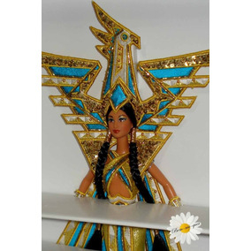 Barbie Fantasy Goddess Of The Américas Bob Mackie No Brasil
