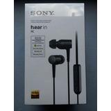 Audifonos Sony Mdr Ex750na