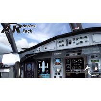 Aeronave Atr Para Fsx / P3d