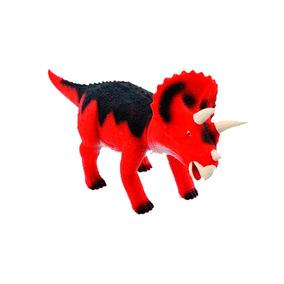 Dinossauro Triceratopo Com Som 840 - Adijomar