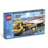 Lego 4643 City (barco Con Remolque)!!!!