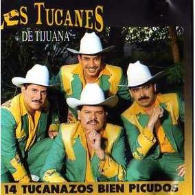 Cd De Los Tucanes De Tijuana: 14 Tucanazos Bien Picudos 1996