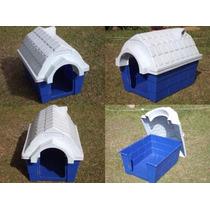 Casinha Para Cachorro Click New N3 Pequena Pet Casa Plastico