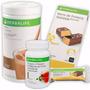 Kit Herbalife Shake, Chá Verde 100g E Caixa Barra Proteina