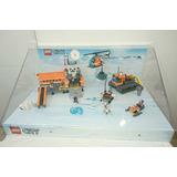 Lego City Arctic Base Camp Base Artica 60036 Set Exhibicion