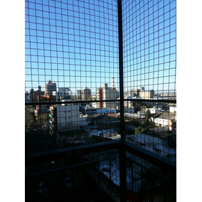 Rejas,de Seguridad Para Balcon,terrazas,piscinas Bauleras