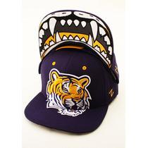 Gorra Zephyr Snapback Tigeres De Monterrey Envio Gratis
