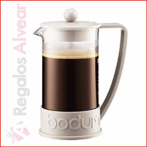 Cafetera Bodum Original Con Embolo 8 Poc New Brasil