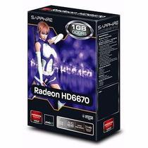 Placa De Video Radeon Hd 6670 1gb Ddr5