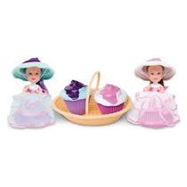 Boneca Cupcake Piquenique Da Cupcake Surpresa Estrela