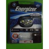 Linterna Frente Casco 7 Led Energizer Pro7 Headlight 100lume