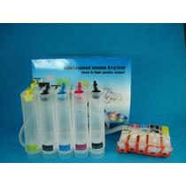 Sistema De Tinta Impresora Ip4810 Ip4910 Cli125 126 $390.00