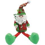 Santa Claus De Tela G-0694