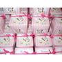 10 Tarjetas Invitaciones Personalizadas Cajitas Minnie Bebe