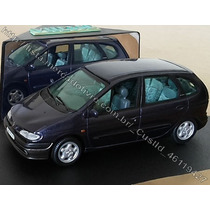 Renault Scenic 1:43 - Duster 1/43 Vw Up 1/43 Escort Xr3 1/43