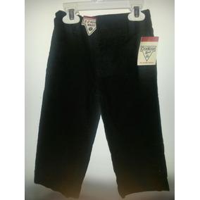 Pantalón Pana Negro Oshkosh