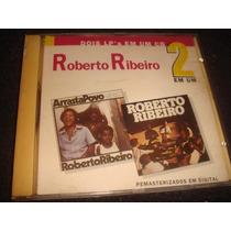 Cd Roberto Ribeiro / 2 Em 1