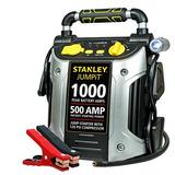 Compresor De Aire Y Cargador De Bateria Stanley J5c09 1000