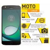 Motorola Moto Z Play 32gb Rom 4g Lte Id Touch Super Bateria