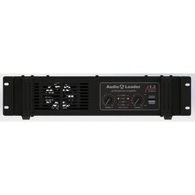 Amplificador Al 1.2 1200 W Rms 2 Ohms Áudio Leader