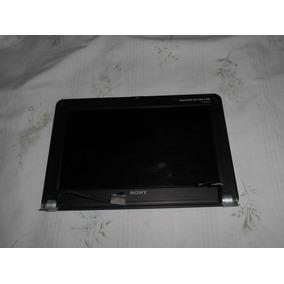 Carcasa Display Y Pantalla Sony Vaio Pcg-4t2p Funcional