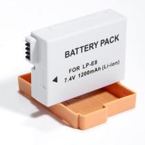 Bateria Canon Lp-e8 T2i T3i T4i T5i Kiss X4 X5 Eos 600d 550d