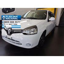 Clio Mio 5p 0km Cuota Plan Nacional Blanco 2016 Renault