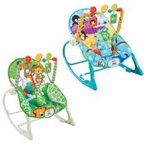 Mecedora Bebe-silla +vibrador+juguetes+sonido-hasta 18kg