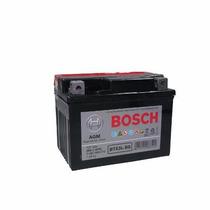 Bateria De Moto Bosch Honda C-100 Biz Es Ano 1998 Até 2003