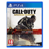 Call Of Duty Advanced Warfare Ps4 Nuevo Sellado