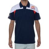Camiseta New Era Polo Red Bull Racing Sc Cacá Bueno