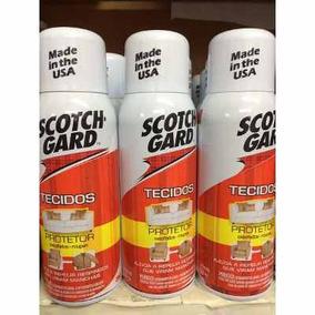 Kit Com 3 Un Scotchgard 3m Protector Spray Impermeabilizante
