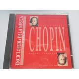 Disco De Enciclopedia De La Música Frederic Chopin Original