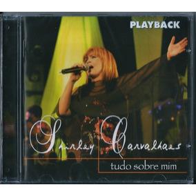 Playback Shirley Carvalhaes - Tudo Sobre Mim