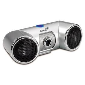 Web Cam Genius Look 313 5 En 1 - Camara-parlante-hub Usb